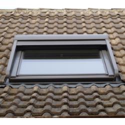 Fenêtre de toit menuisier poseur en Alsace