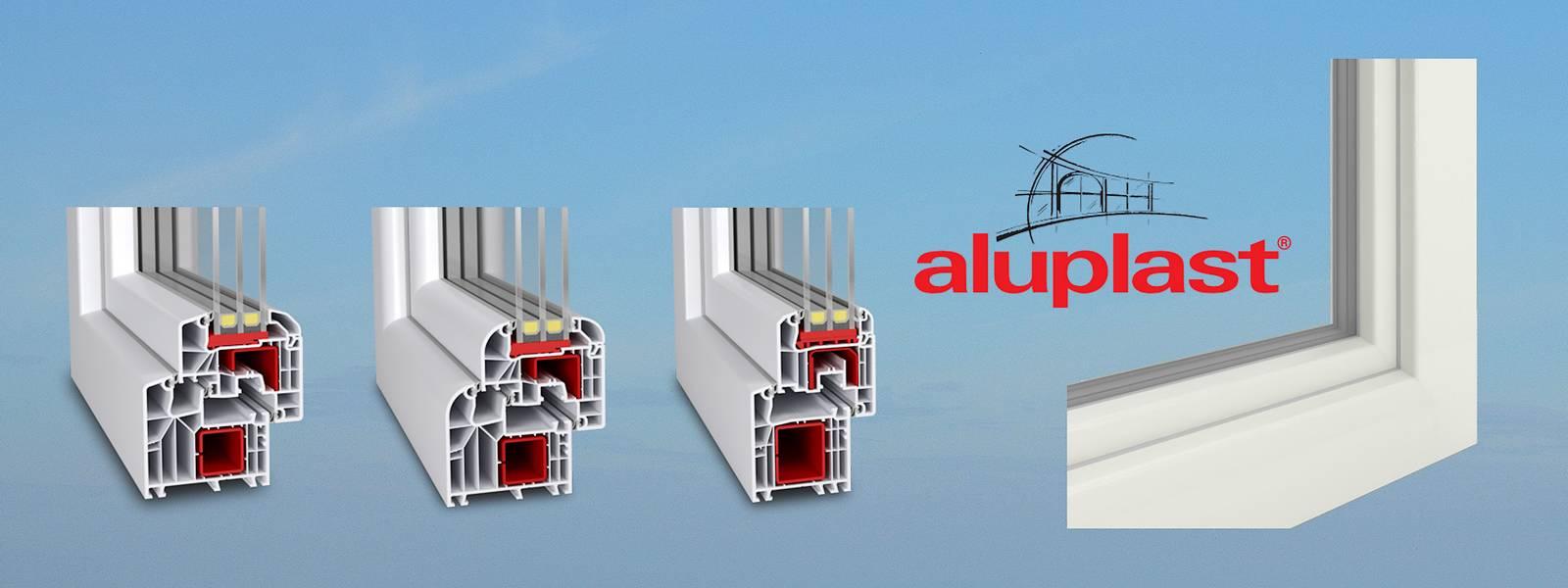 Aluplast fenêtre PVC choisi par Conceptfen votre menuisier d'Alsace
