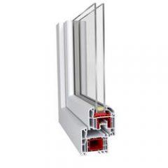 FENETRE PVC ALUPLAST IDEAL CLASSIC 4000