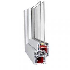 FENETRE PVC ALUPLAST IDEAL CLASSIC 5000