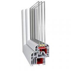 FENETRE PVC ALUPLAST IDEAL CLASSIC 8000