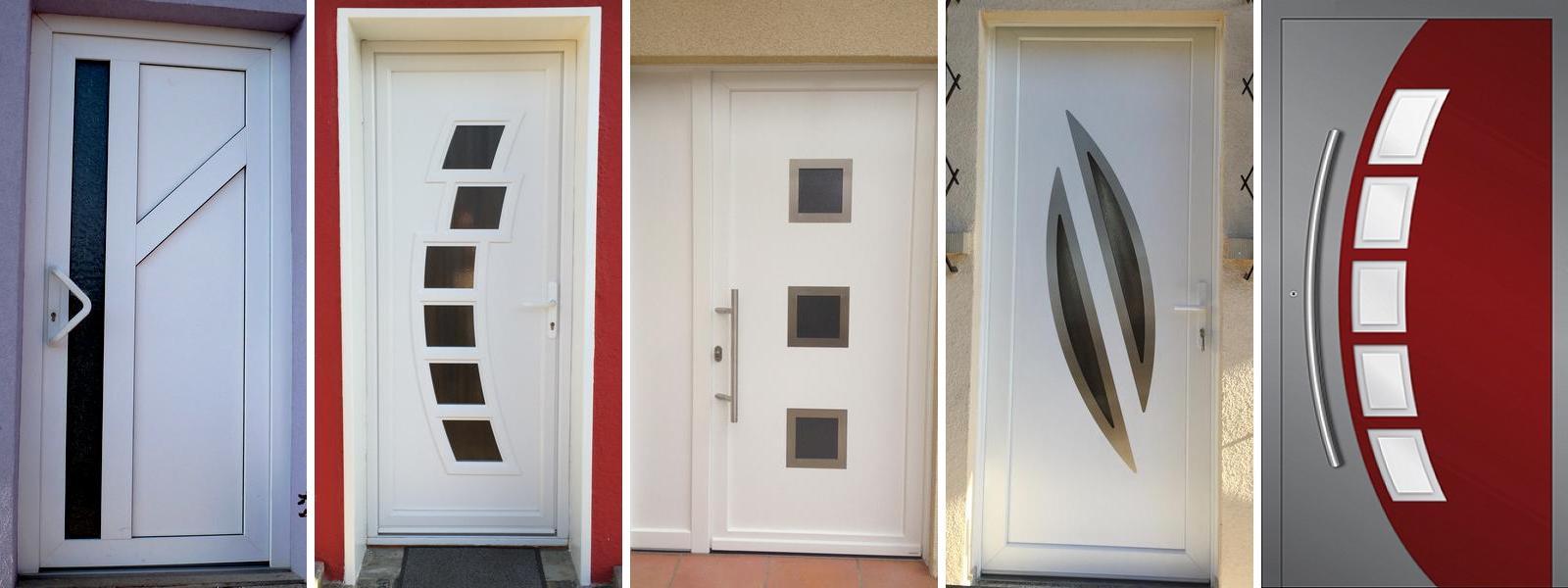 conseptfen portes extérieures pvc et aluminium